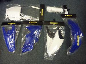 Acerbis Full Plastic Kit WHITE 18-19 YAMAHA YZ65