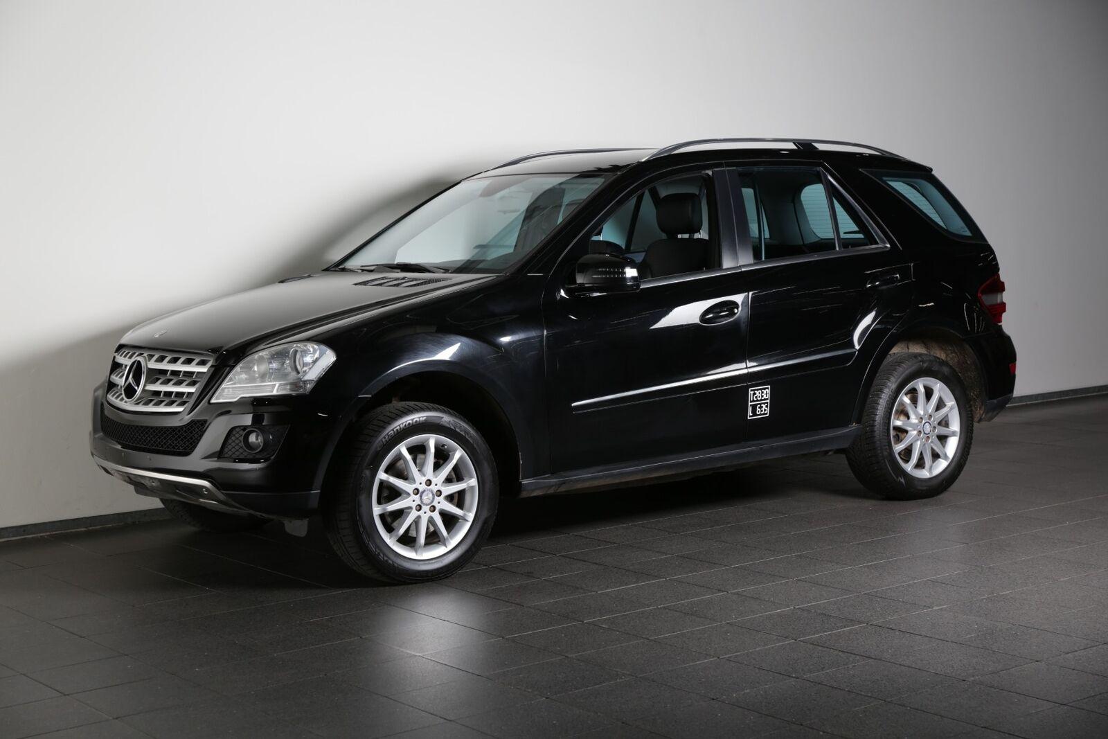 Mercedes-Benz ML350 3,0 CDi aut. 4-M Van