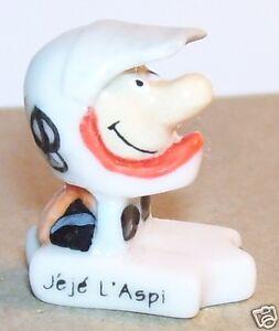 Feve 3d Motard Joe Bar Team Vent D'ouest Casque Sans Moto Jeje L'aspi Bis Urfpiygd-07225126-132987759