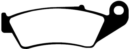 "1994 to 1998 FA185R 1 Set EBC /""R/"" Sintered FRONT Brake Pads Honda CRM250"