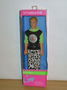 """Brillant Guy Gear Fashions 12"""" Greg Poupée Par Tiguidou Vintage Non Utilisé En Boîte. Rare Difficile à Trouver Mâle.-afficher Le Titre D'origine Artisanat Exquis;"""