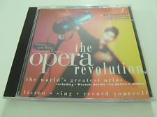 Classic FM -Cantolopera The Opera Revolution (CD Album) Used Very good
