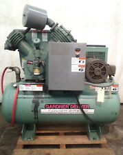 Gardner Denver Air Compressor Apmaaa 120 Gallon 20 Hp 230460 Volts
