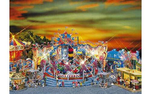FALLER Break Dance 1 Roundabout Fairground Model Kit w// Motor IV HO Gauge 140461