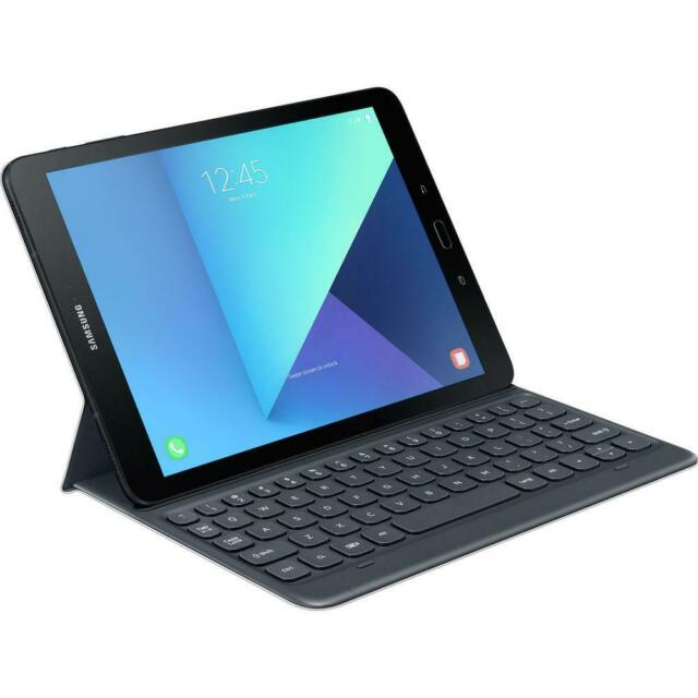 Samsung Book Cover Keyboard for Galaxy Tab S3 (Gray)