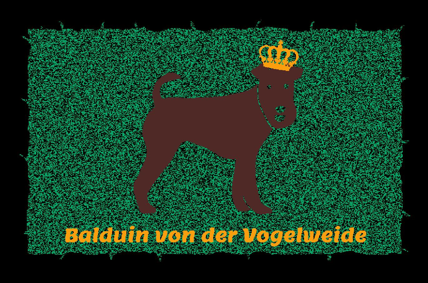 Fußmatte mit Namen Napfunterlage Hundematte  90x60 cm  Design 27180058