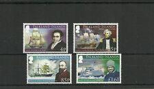 FALKLAND ISLAND SG1088-1091-INT POLAR YEAR-MNH