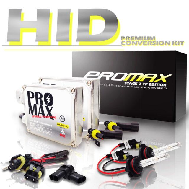 1996-2012 Acura RL HID Conversion Kit D2S H1 Headlight Fog