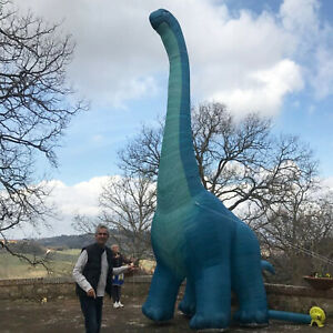 Giant Inflatable Dinosaur Tanystropheus Model for Halloween Outdoor Decoration