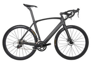 700C-Road-Bike-11s-Disc-brake-Full-Carbon-AERO-Frame-Wheels-Racing-Bicycle-52cm
