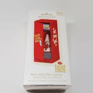 2006-Hallmark-Keepsake-Ornament-High-School-Musical-We-039-re-All-In-This-Together