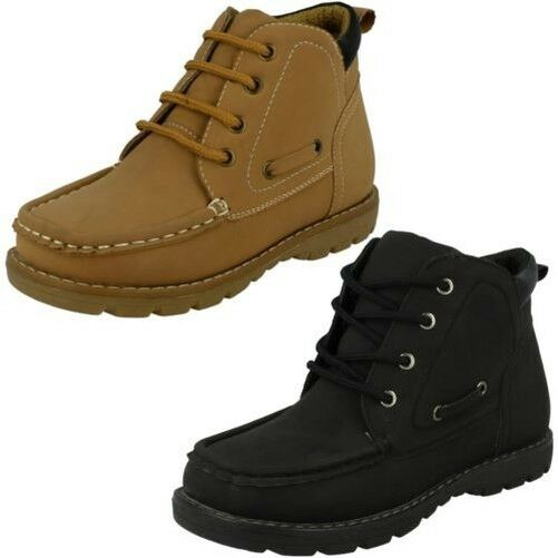 Boys Jcdees Lace Up Synthetic Casual