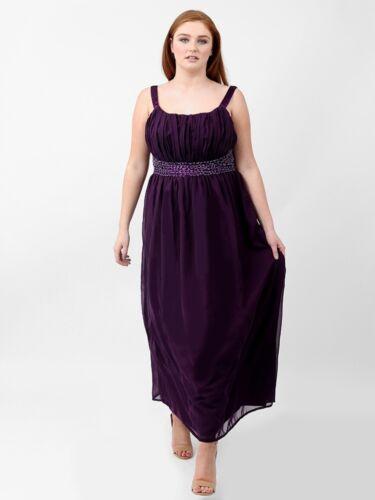 Kleidung & Accessoires Abendkleid Gr.48+50/52 Maxikleid ...