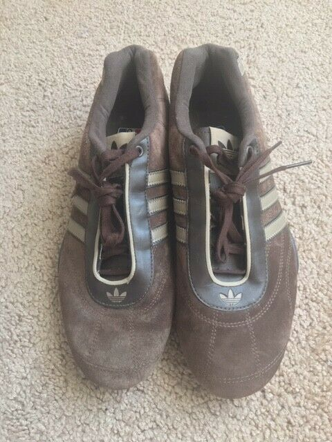 Team AdidasGOODYEAR Classic Stripped LOW TOP Sneaker Size 9.5