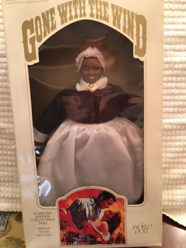 """Gone with the Wind"" MAMMY Doll Collectible! NIB limited Edition"