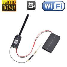 1080P Wireless WiFi IP Spy Hidden Camera DIY Module Mini DVR DV Motion Secret