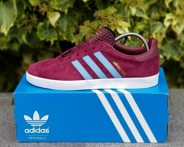 claret and amber trainers