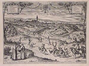 Antique-map-Hispalis-Sevilla