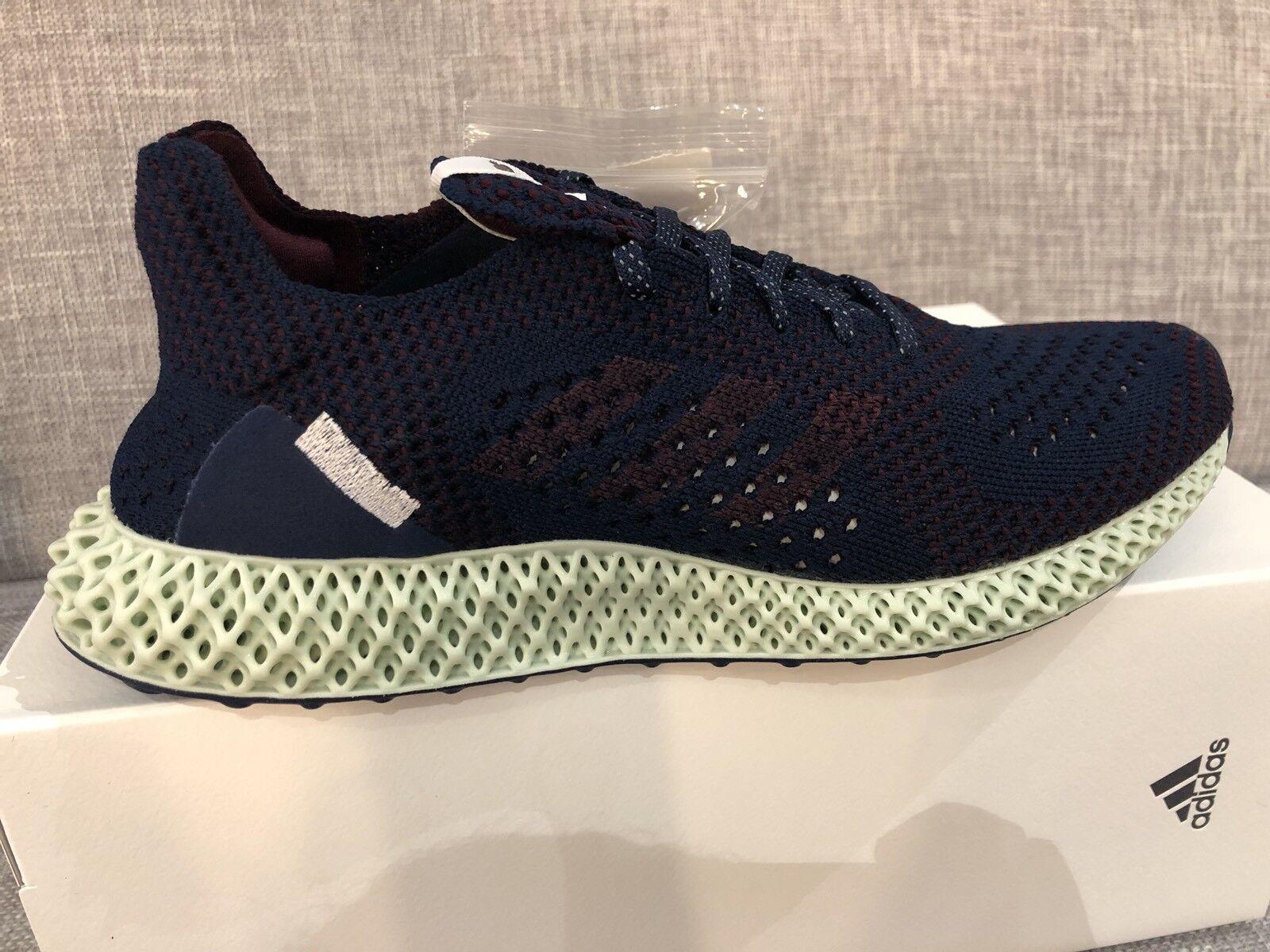 Adidas Consortium X SNS Sneakersnstuff 4D US 9 IN HAND