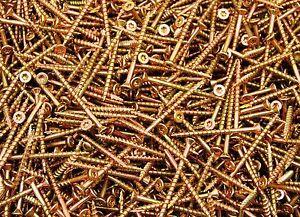 375-Torx-T25-Star-Flat-Head-9-x-2-1-2-Yellow-Zinc-Type-17-Outdoor-Wood-Screw