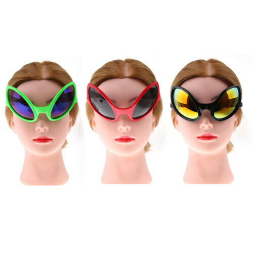 Funny Alien Sunglasses Movie Theme Glasses Fancy Dress Costume Role Play Props