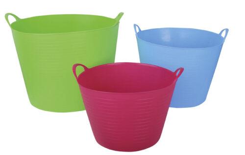 Flex Eimer Easy-Kunststoff Viele Farben und Größen NEU