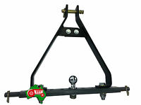 Drawbar Towbar Stabilizer Stabiliser Tractor Kit 3 Point Cat 1 Small Mitsubishi