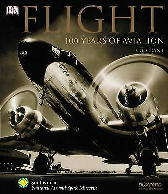 """""""AS NEW"""" Grant, R. G., Flight: 100 Years of Aviation, Book"""