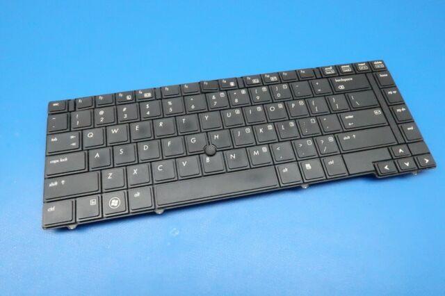 613384 031 Hp Probook 6450b Laptop Uk Keyboard For Sale Online Ebay
