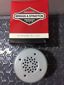 OEM-New-Briggs-amp-Stratton-Muffler-394569-NEW-OLD-STOCK-IN-BOX