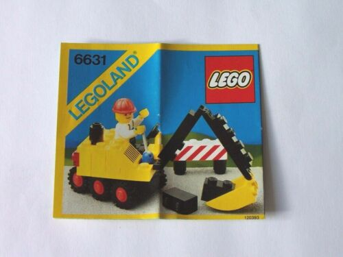 LEGO® Bauanleitung 6631 Instruction Nr