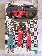 1/24 Ferrari F1/90 Alan Prost 100 Win F1 By Protar With Original Marlboro Decals