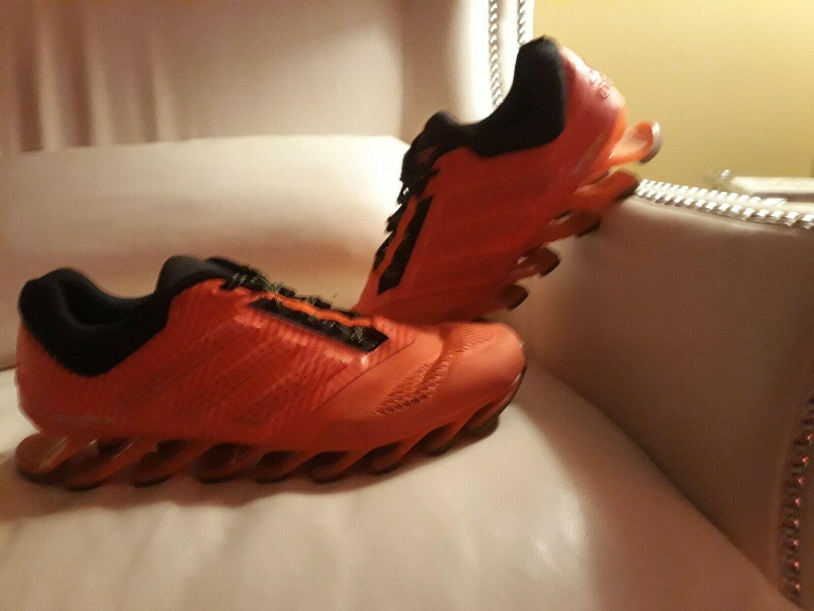 Adidas Springblade Drive M Solar  rosso D73957 Dimensione Mens 12  bellissima