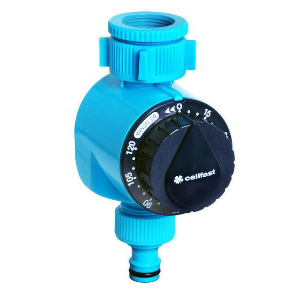 Manual Garden Hose Water Timer - Hozelock Compatible - No Battery Need