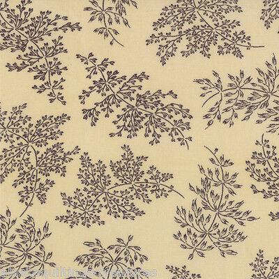 MODA Fabric ~ VIN DU JOUR ~ by 3 Sister's (44027 11) Linen/Grape - by 1/2 yard