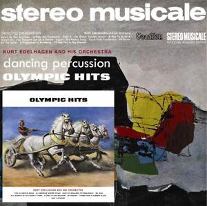 Kurt Edelhagen Orch Dancing Percussion & Olympic Hits