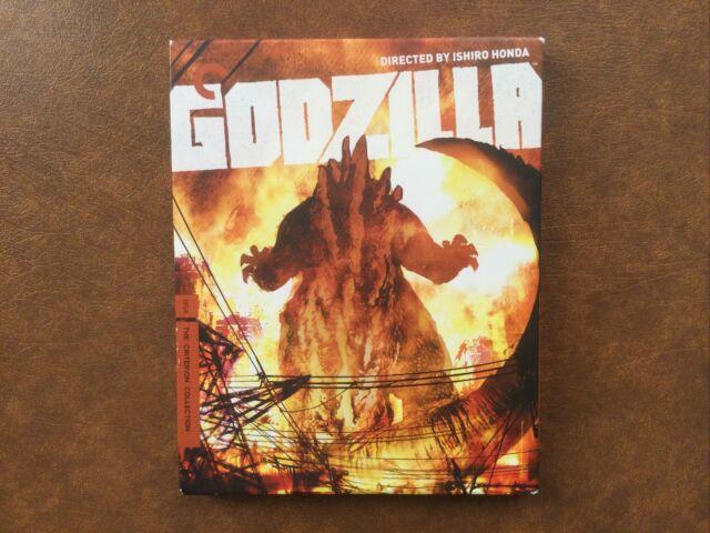 CRITERION COLLECTION: GODZILLA (1954) (Region A BluRay,US Import.)