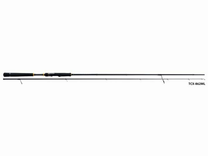 Major Craft Triple-Cross lubina Modelo TCX-892L Spinning Rod
