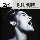 Billie Holiday - 20th Century Masters - The Millennium Collection (The Best of , 2002)