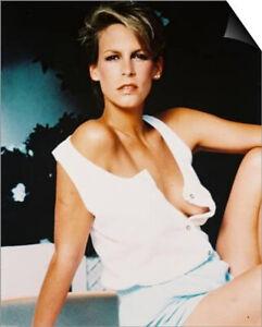 "JAMIE LEE CURTIS 8/"" X 10/"" glossy photo reprint"