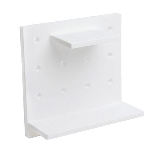 Réglable de Rangement Cuisine Rack Etagère de Salle de bain étagère pour mur salle de bain Organisateur