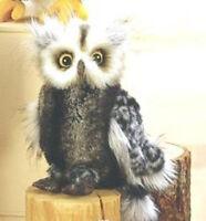 Barney Stuffed Great Horned Owl - Aurora World - 9 - Brand - 03214
