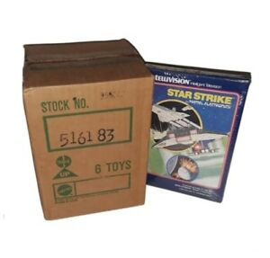 Star-Strike-by-Mattel-Electronics-Intellivision-Factory-Sealed