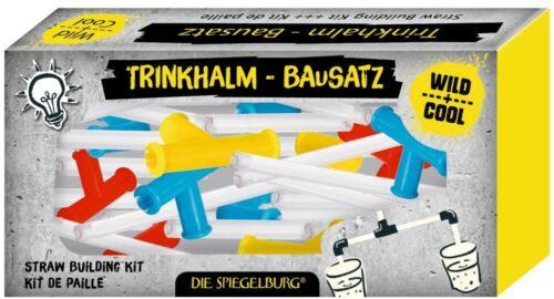 13903 Trinkhalmbausatz Spiegelburg Trinkhalme