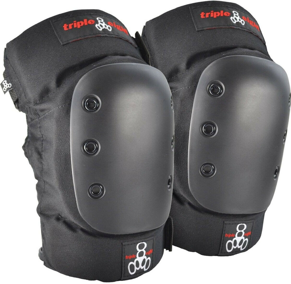 Mens Womens Heavy Duty Skating Sports Knee Joint Pads Support Predection