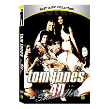 Tom Jones 40 Songs Hits Collection DVD (*New *Sealed *All Region)
