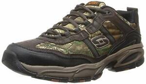 Skechers-Sport-Men-039-s-Vigor-2-0-Sneaker-Camo-Size-9-0-1top