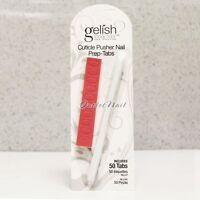 Gelish Harmony Plastic Cuticle Pusher Prep Tabs (nail Buffer) - Gel Cleaner Tool