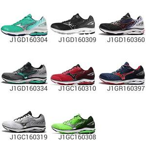Mizuno-Wave-Rider-19-Men-Women-Running-Shoes-Sneakers-Trainers-Pick-1