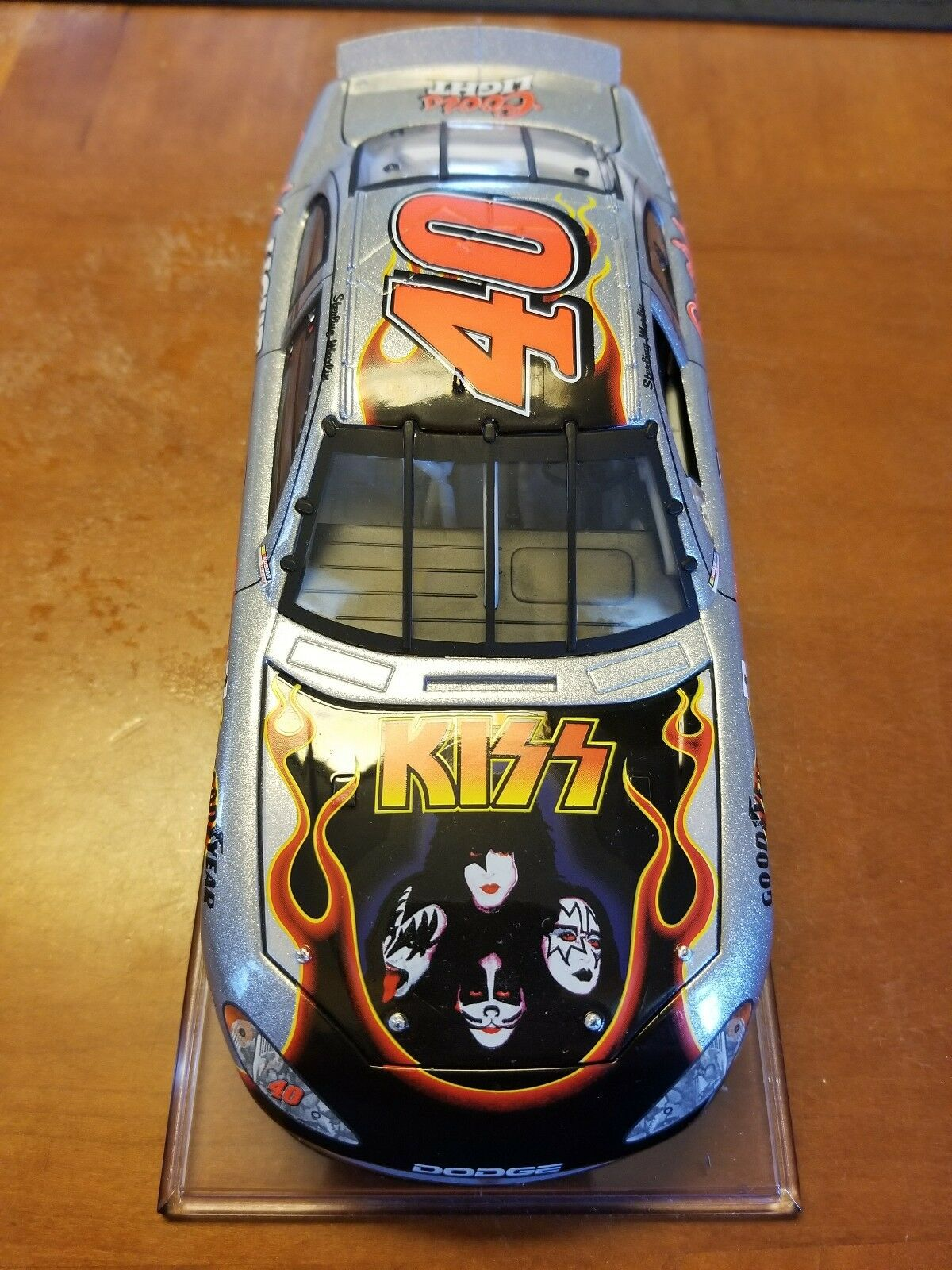 KISS Sterling Martin action Collectibles 2001,1 24 Limited Edition   1 de 27,108  magasins d'usine